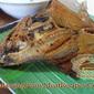 Daing na Bangus (Marinated Milkfish in Vinegar and Garlic)