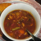 Homemade Fresh Vegetable Soup...