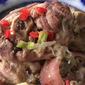 Lauya Recipe (Ilokano Pork Knuckles Stew)