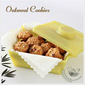 Oatmeal Cookies 燕麦曲奇