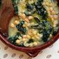 Zuppa di pasta, ceci e cavolo nero or hearty chickpea stew with Tuscan kale and pasta
