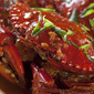 Chili Crab (Singaporean Style)