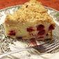 Thanksgiving Breakfast: Cranberry Almond Streusel Coffeecake