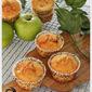 Apple Cheese Cupcakes