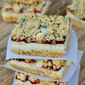 Oatmeal Cranberry Cheesecake Bars + $500 VISA Gift Card Giveaway!!