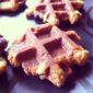 Chocolate Chip Waffle Cookies aka Chipaffles