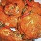 Roast Chicken with Piri Piri Sauce