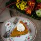Crustless Low-Carb Pumpkin Pie