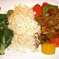 Cantonese Grilled Beef and Peppers