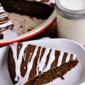 Gingerbread with Vanilla Glaze