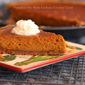 Easy Pumpkin Pie With Graham cracker Crust | Graham Crust Pumpkin Pie
