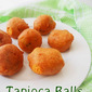 Kappa Bonda / Tapioca Balls