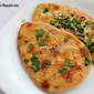 Whole Wheat Naan - Healthy Naan Recipe