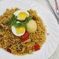 egg biryani recipe - how to make easy egg biryani