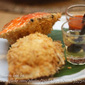 Rellenong Alimasag (Stuffed Blue Crab)