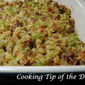 Southern Cornbread and Sausage Stuffing