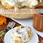 Shortcut Caramel Cinnamon Rolls