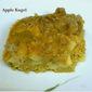Apple Kugel - Gluten Free