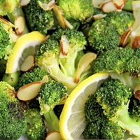 Broccoli in Lemon and Garlic