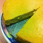 Pumpkin cheesecake for Thanksgiving