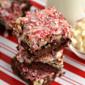 Sugar Mint Brownies