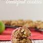 Apple Crisp Breakfast Cookies {Go Bold With Butter}