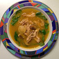 Spicy (Rotisserie) Chicken Soup