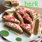 Gingerbread Cookie Dough Bark