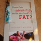 Does this Insecurity Make me look FAT? and a AWESOME Giveaway!!