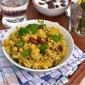 Corn & Rajma (Kidney beans) Pulao (Pilaf)