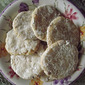 Spiced Nut Cookies