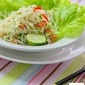 Malaysian Style Fried Mee Hoon (Rice Vermicelli)
