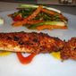 Herbed Nile Perch Fried- get indulged in the sinful act......................!!
