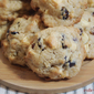 Walnut, Cranberry, and White Chocolate Chip Cookie Recipe #FBCookieSwap