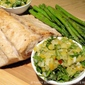 Preserved Lemon And Pickled Garlic Gremolata Recipe