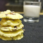 White Chocolate, Cranberry, and Pine Nut Cookies