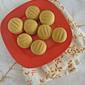 Orange Cream Biscuits | Christmas Baking