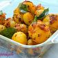 Urulai Kilangu Varuval / Potato Fry