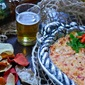Finger Food Friday: Three Cheese Roasted Red Pepper Dip