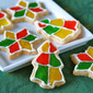 How to Make Easy Glittering Christmas Cookies (Cup Measurement) - Video Recipe