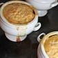 Vegetable Pot Pie with Parmesan Biscuit Crust