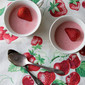 Strawberry Blender Mousse