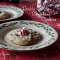 Double Candy Christmas Cookies