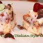 Cranberry Mint Chocolate Chip Cake Recipe