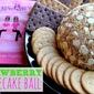 Strawberry Cheesecake Ball