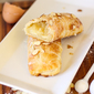Dutch Roomboter Banketstaaf (Flaky Pastry with Almond Filling)