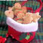 AMERICAN SNOW MAN COOKIES AND OLD FASHIONED SUGAR COOKIES