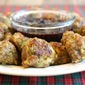 Pork, Sage and Onion Stuffing Bites