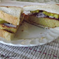 Chickpea Patty Sandwich