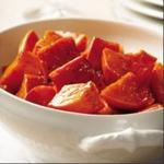 Maple Glazed Sweet Potatoes